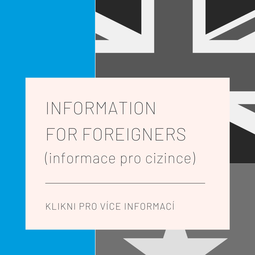 Information for foreigners